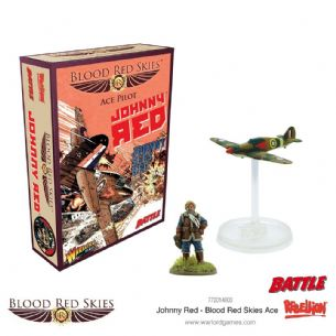 Blood Red Skies Johnny Red Ace Pilot